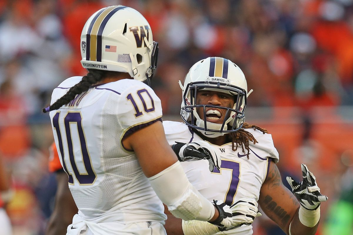 Could Shaq Thompson be the first Husky taken in the 2015 NFL Draft?