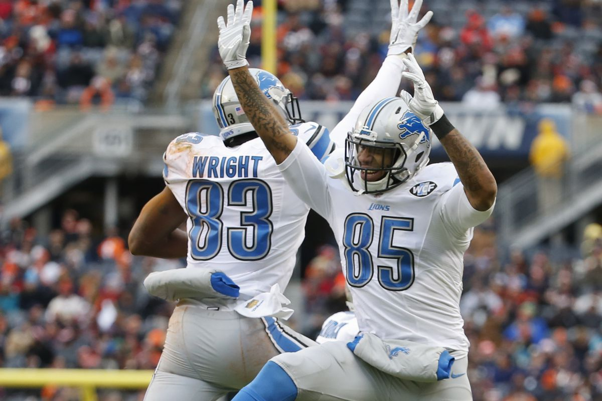 2015 Detroit Lions Roster Review Tight Ends Pride Of Detroit