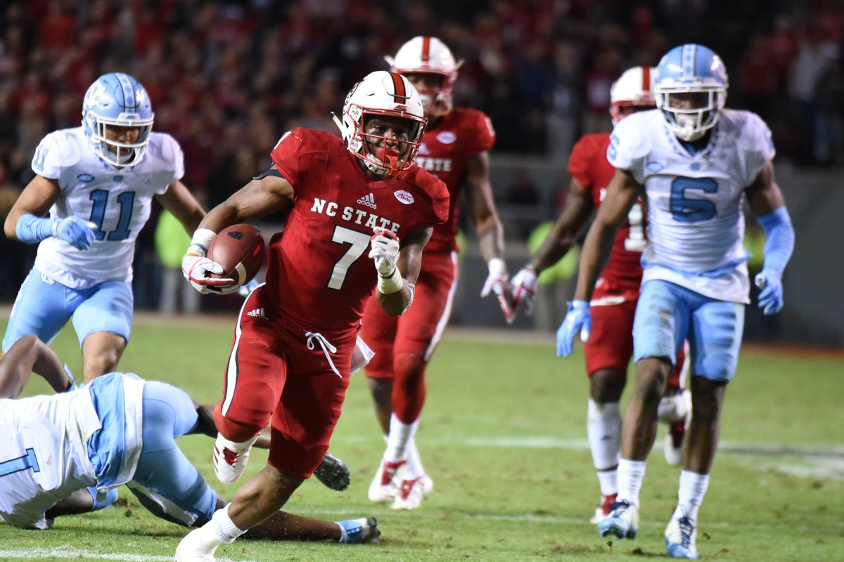 NC State's 2018 ACC football schedule released - Backing ...North Carolina Football Roster