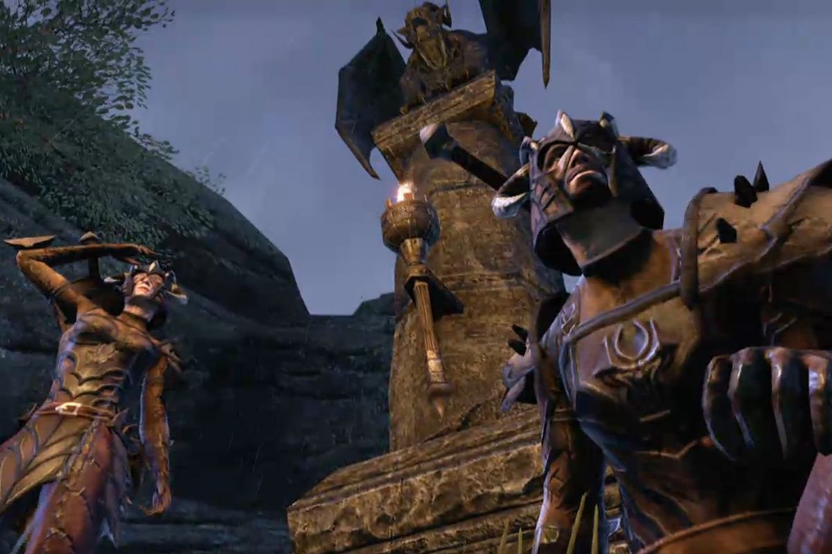 The Elder Scrolls Online coming to PS4 (update: and Xbox One