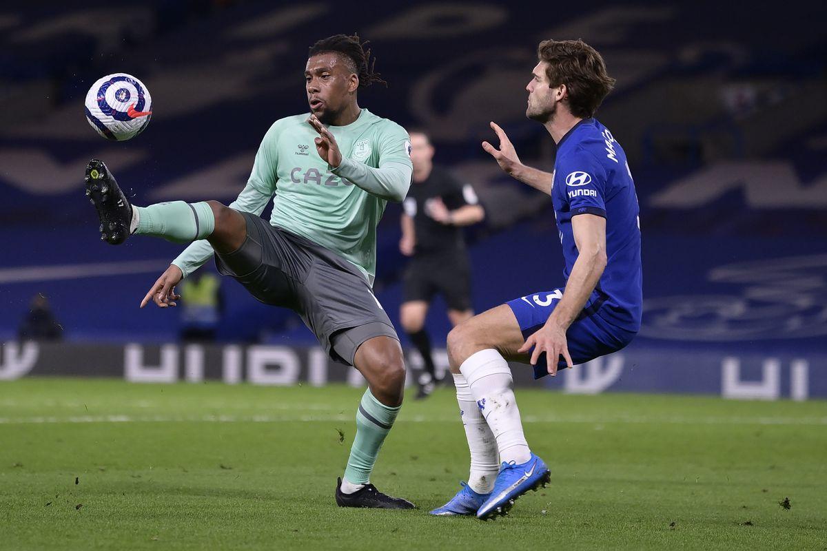 Chelsea v Everton FC - Premier League