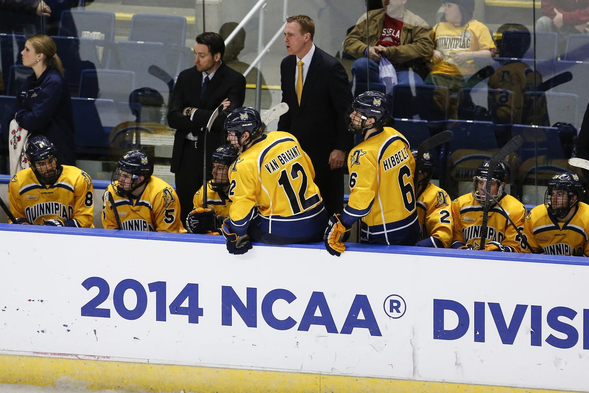 Quinnipiac is the No. 1 seed for the ECAC Hockey Tournament that begins next weekend.