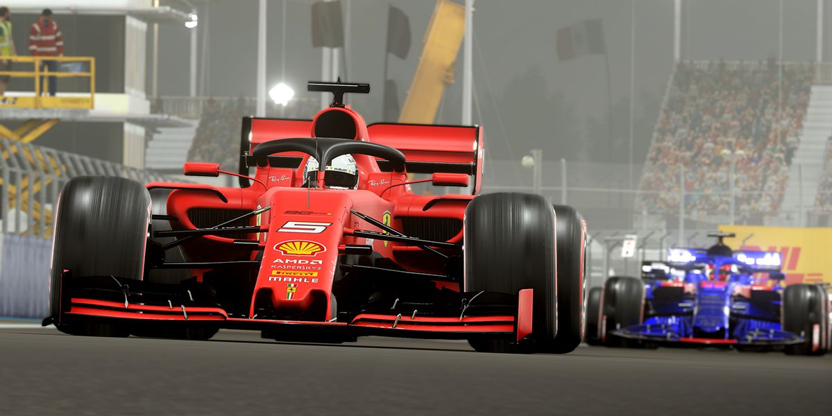 F1 2019 The Game That Gets Better The Longer It Takes Polygon