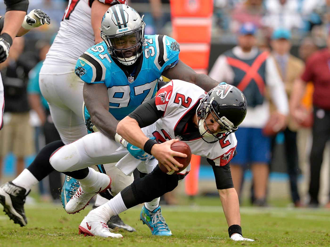 Is Carolina Panthers DE Mario Addison the NFL s most underrated sack ... 3565b3833