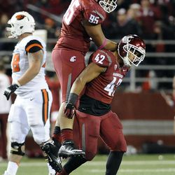 After the Cougs' lone sack