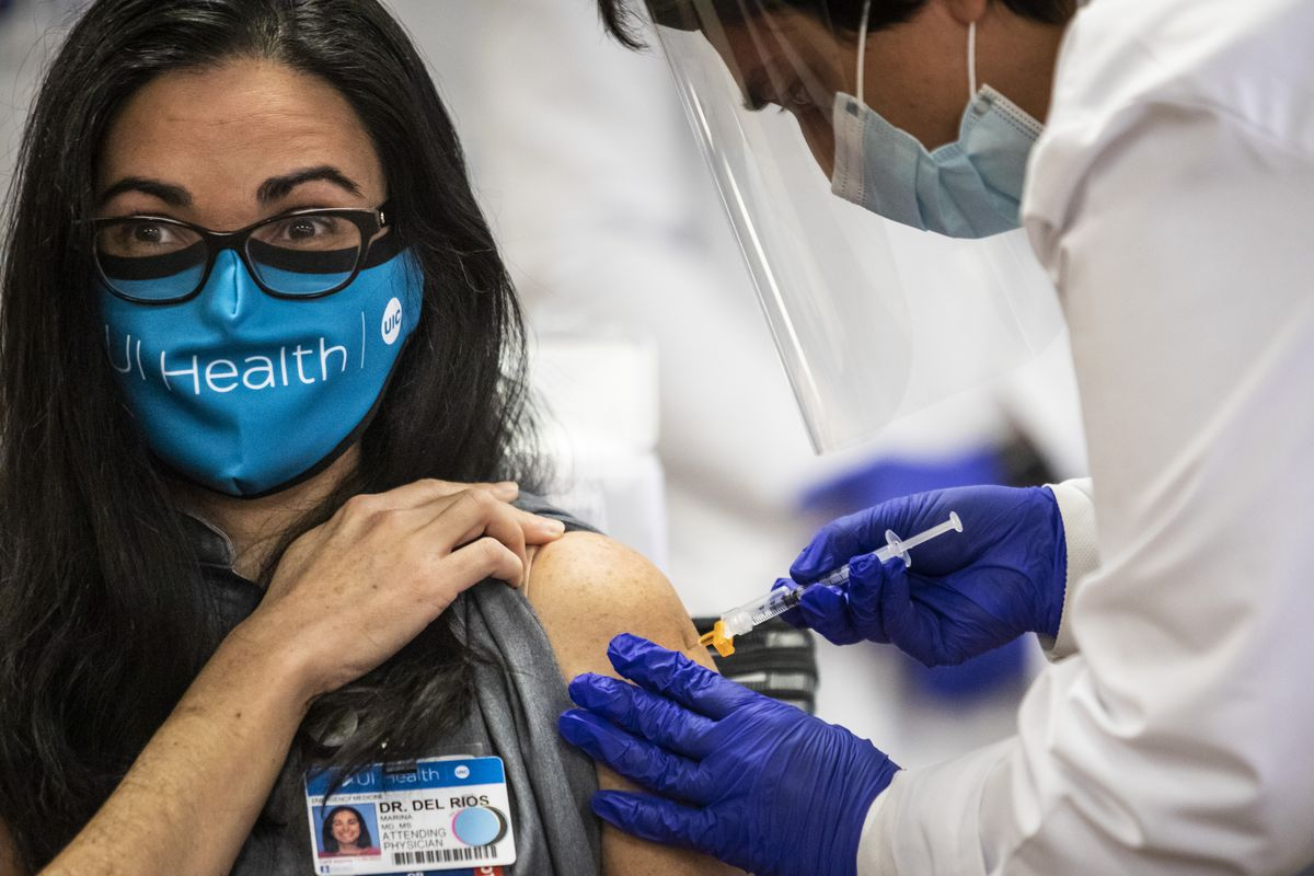 Vaccine for health care workers