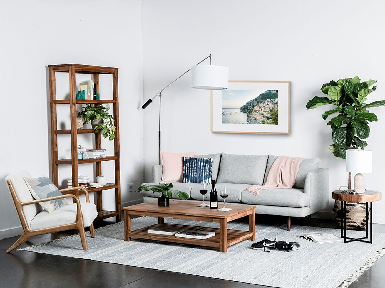 Oliver Space is the latest furniture rental startup for outfitting your apartment in a flash