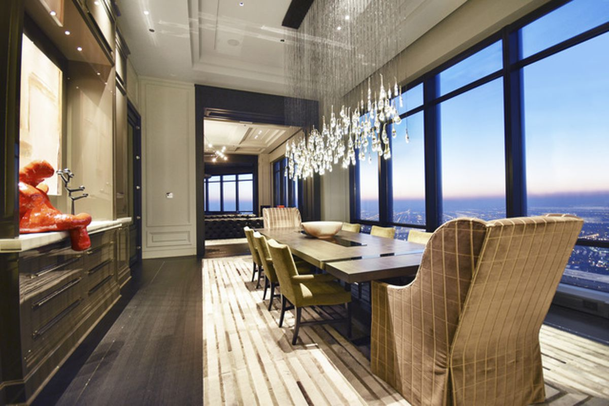 Ultra Pricey Trump Tower Penthouse Takes First Price Cut