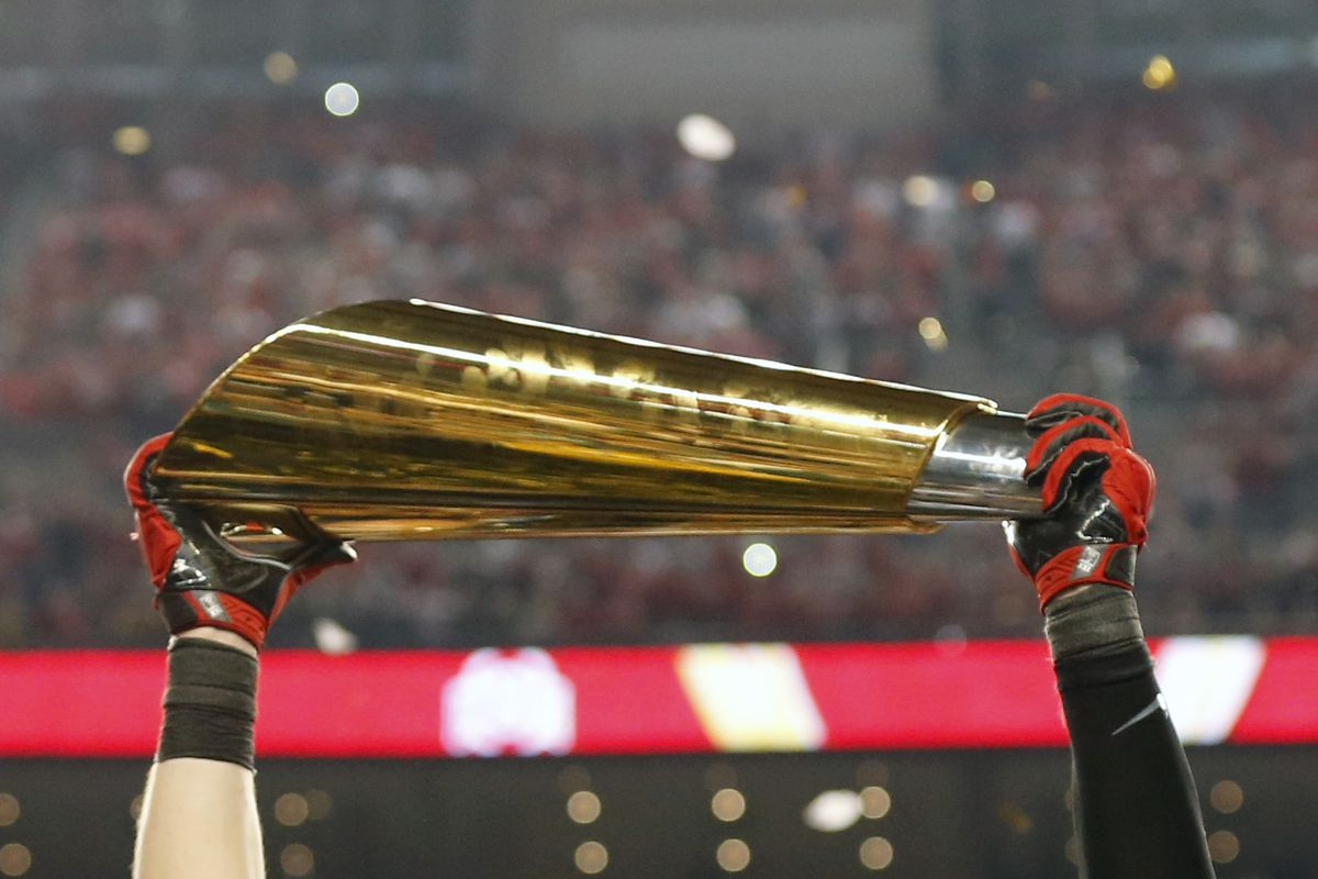 No, winning the RMN Bowl Pick 'Em Contest does NOT win you this trophy