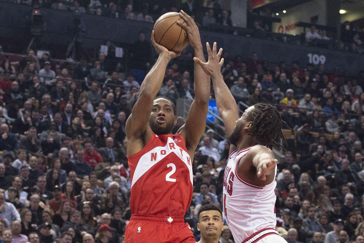 Five thoughts recap: Toronto Raptors 112, Chicago Bulls 103, Kawhi Leonard