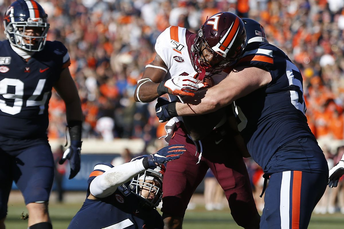 Virginia Tech Football Schedule 2020.Virginia Takes The Cup For 2019 Lots To Work On For 2020