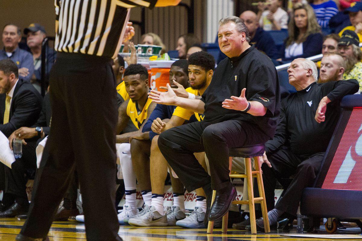NCAA Basketball: VMI at West Virginia