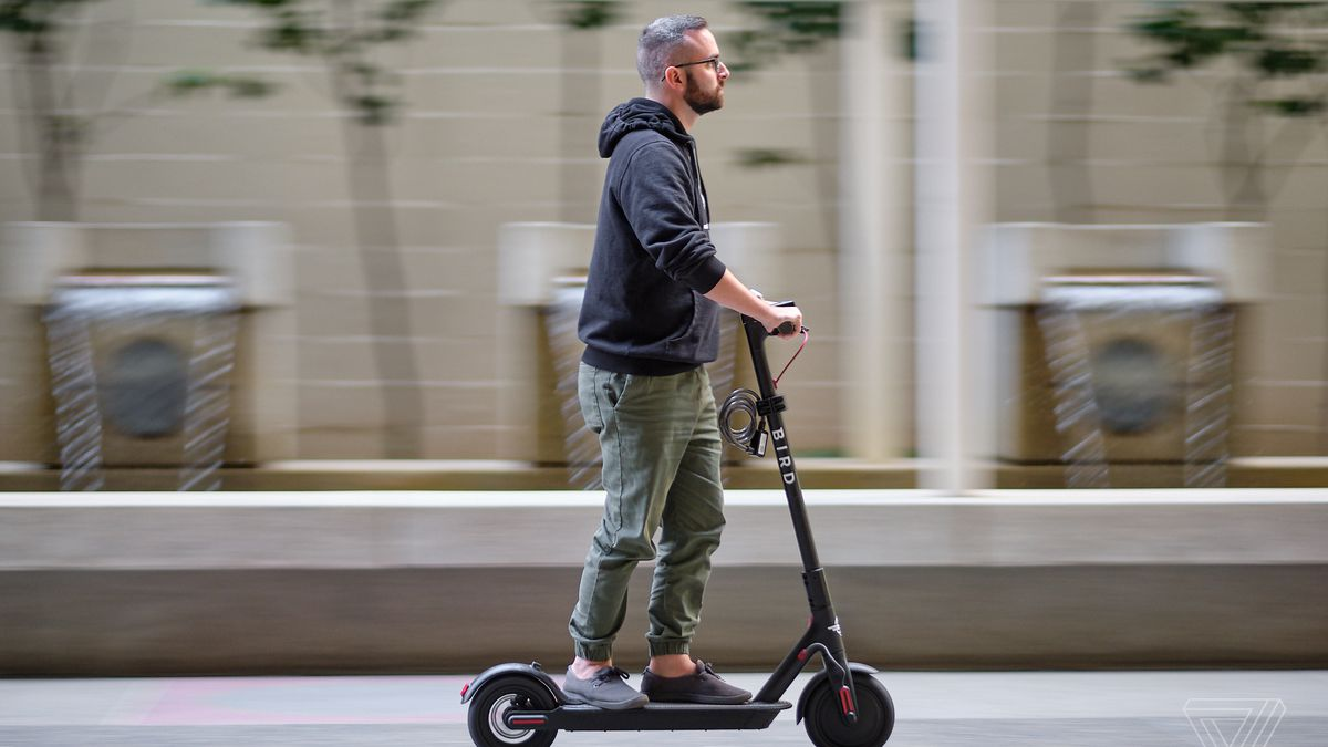 Bird monthly electric scooter review: far worse than a bike