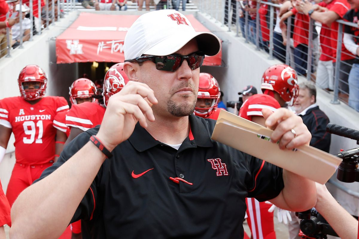 Image result for Texas tom Herman debut