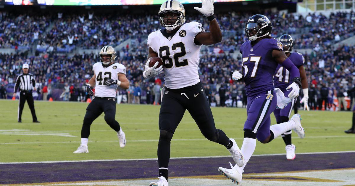 New Orleans Saints 2018 season grades: Tight End