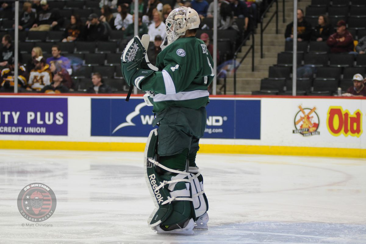 North Star College Cup: Bemidji State's Michael Bitzer ...