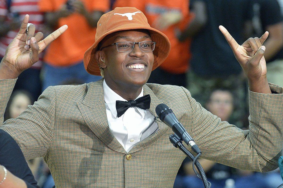 NCAA Basketball: Myles Turner announcement