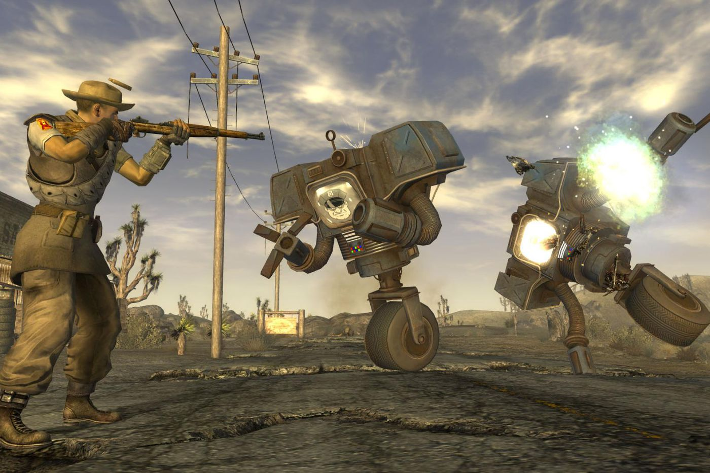 Fallout New Vegas Mod Lets You Enjoy The Wasteland Long After The