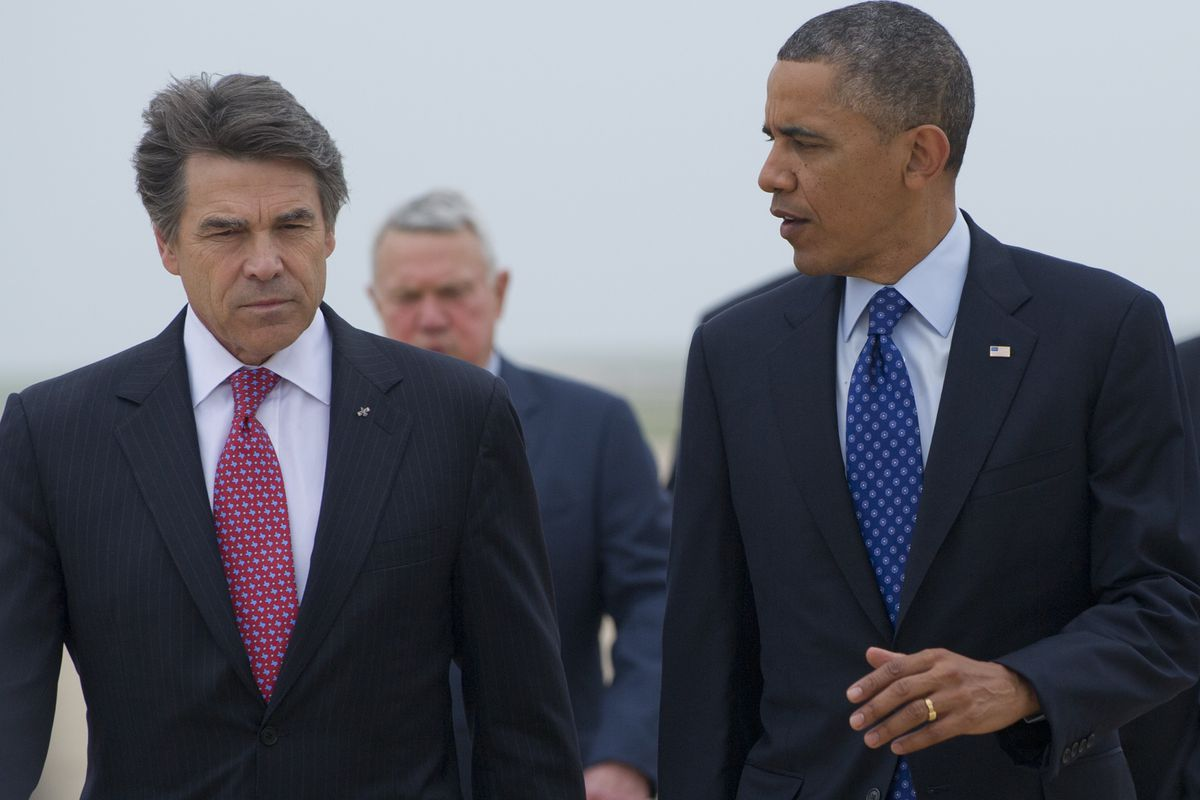 President Barack Obama and Texas Governor Rick Perry have both enacted drug policy reforms while in office.