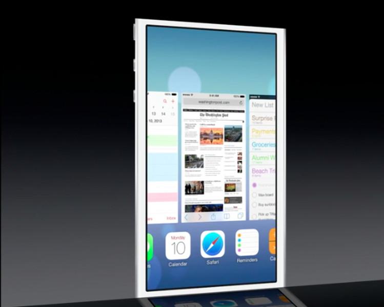 Apple announces iOS 7, 'biggest change' since the ...