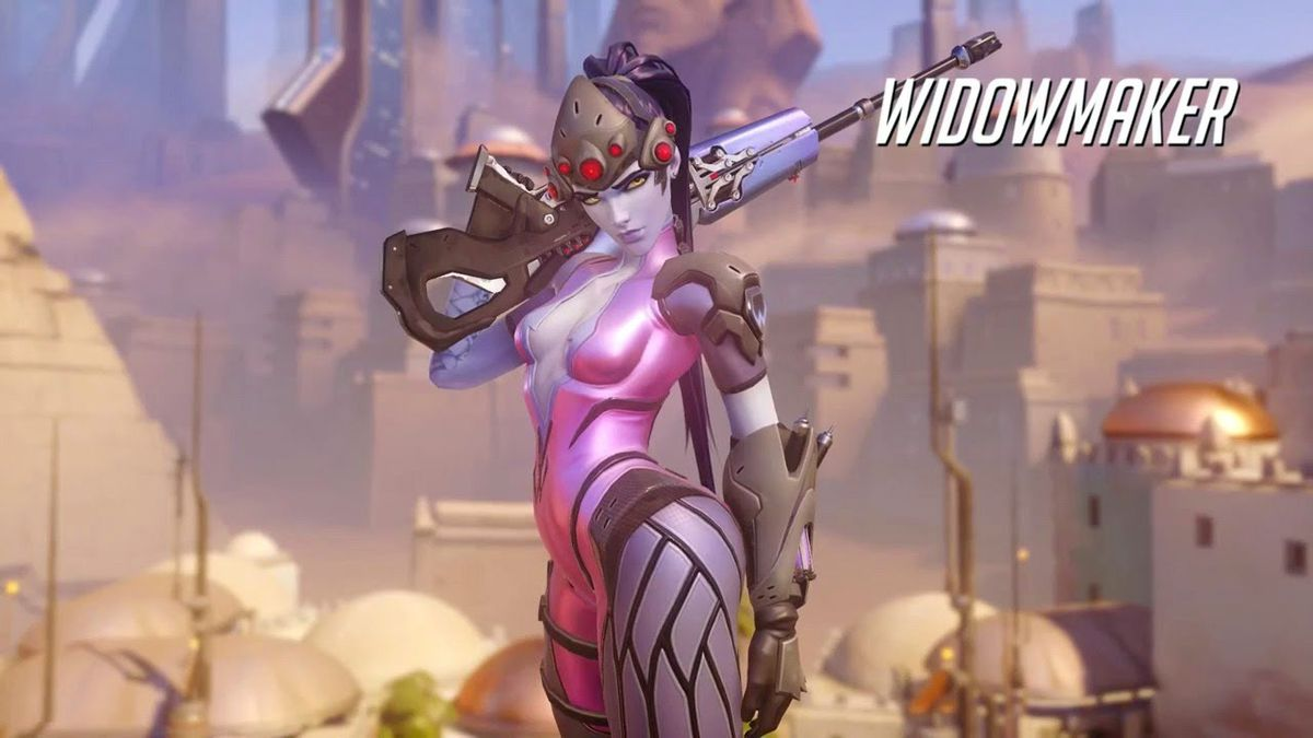 Blizzard Is Removing A Sexualized Pose From Overwatch Citing Player