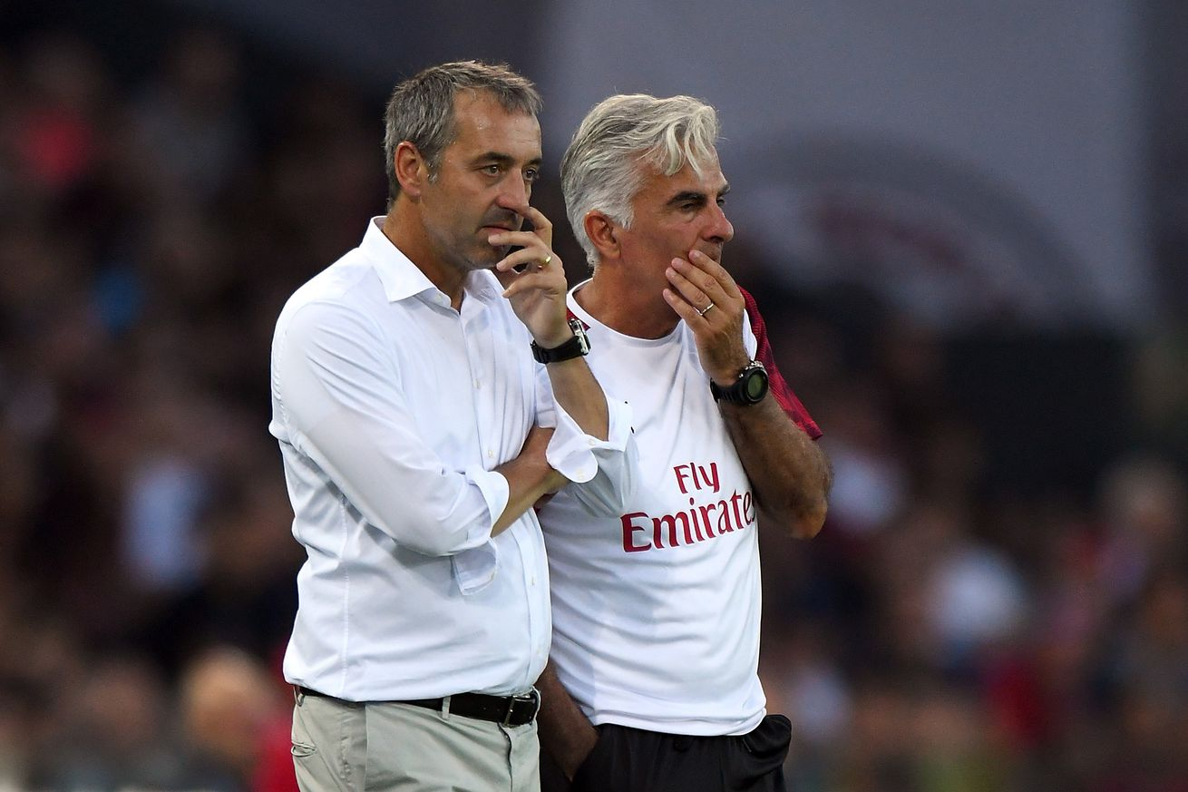 """What Formation should Giampaolo Run With for AC Milan"""" Analysing the 4-3-2-1"""