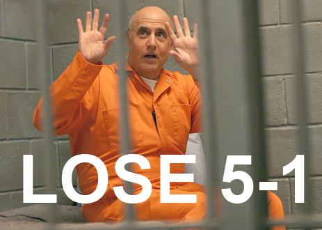 LOSE, 7-0