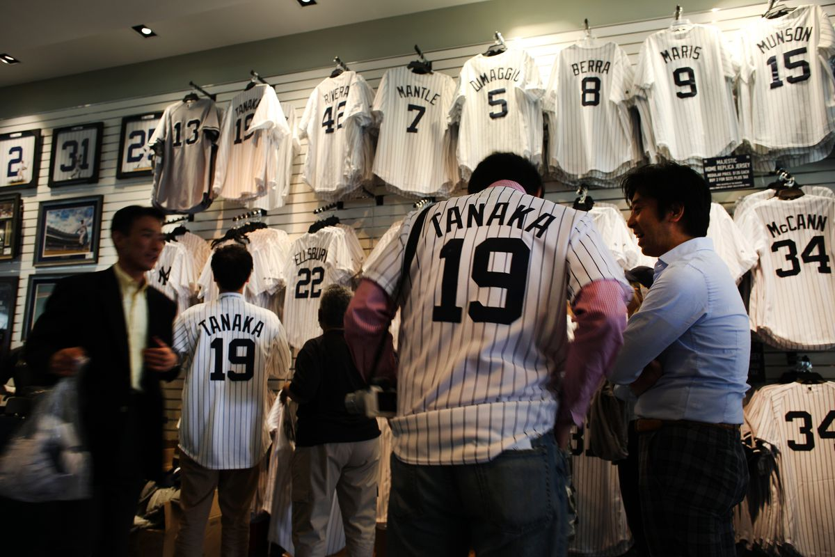 New York Yankees V Tampa Bay Rays. Major League Baseball. Yankee Stadium, The Bronx, New York.