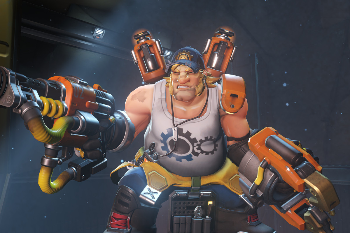 Overwatch Torbjorn Changes