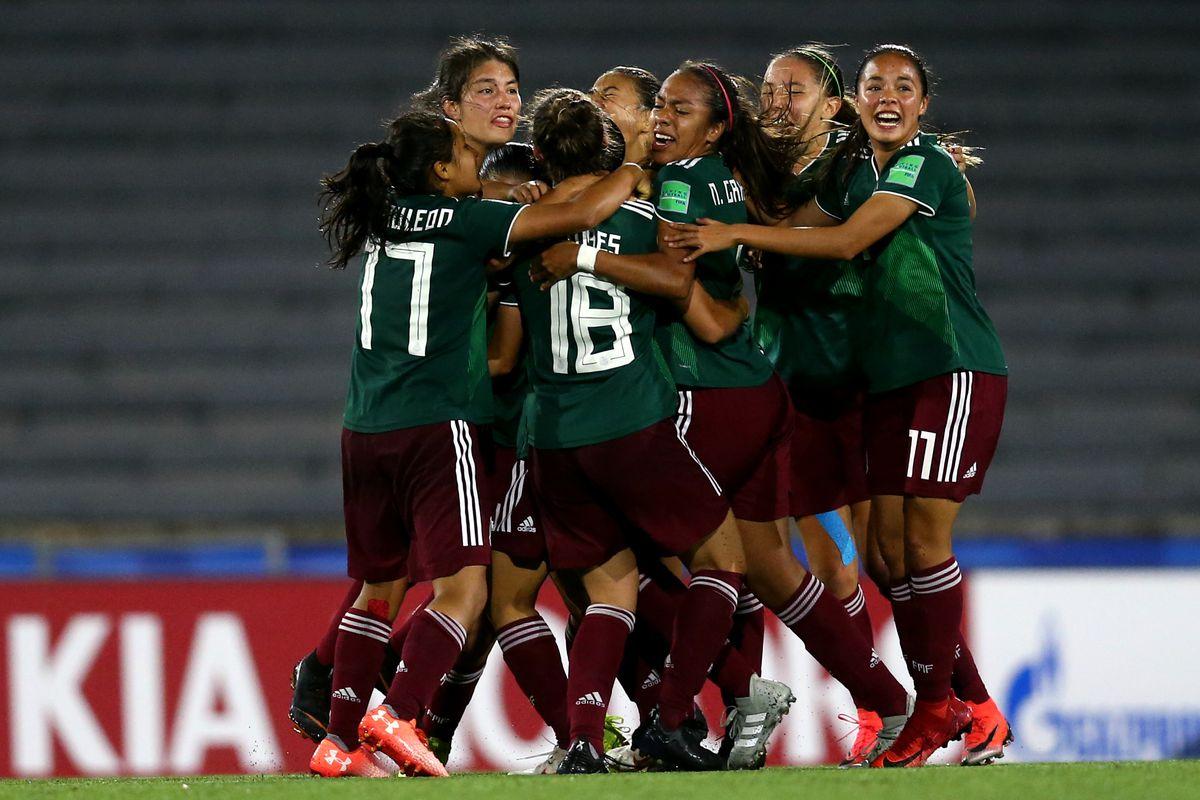 Mexico v Canada - FIFA U-17 Women's World Cup Uruguay 2018 Semi Final