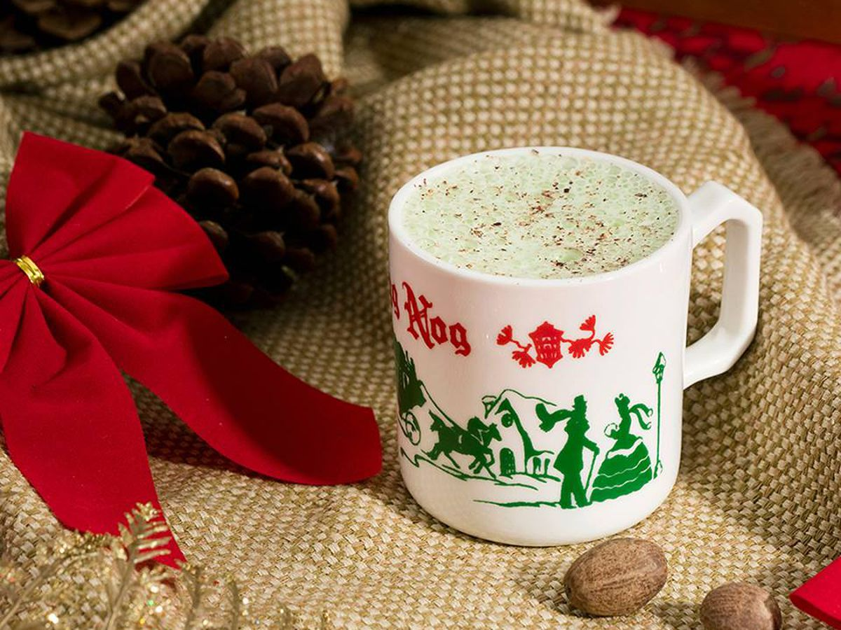Jingle Ball Nog from Miracle on 5th Street