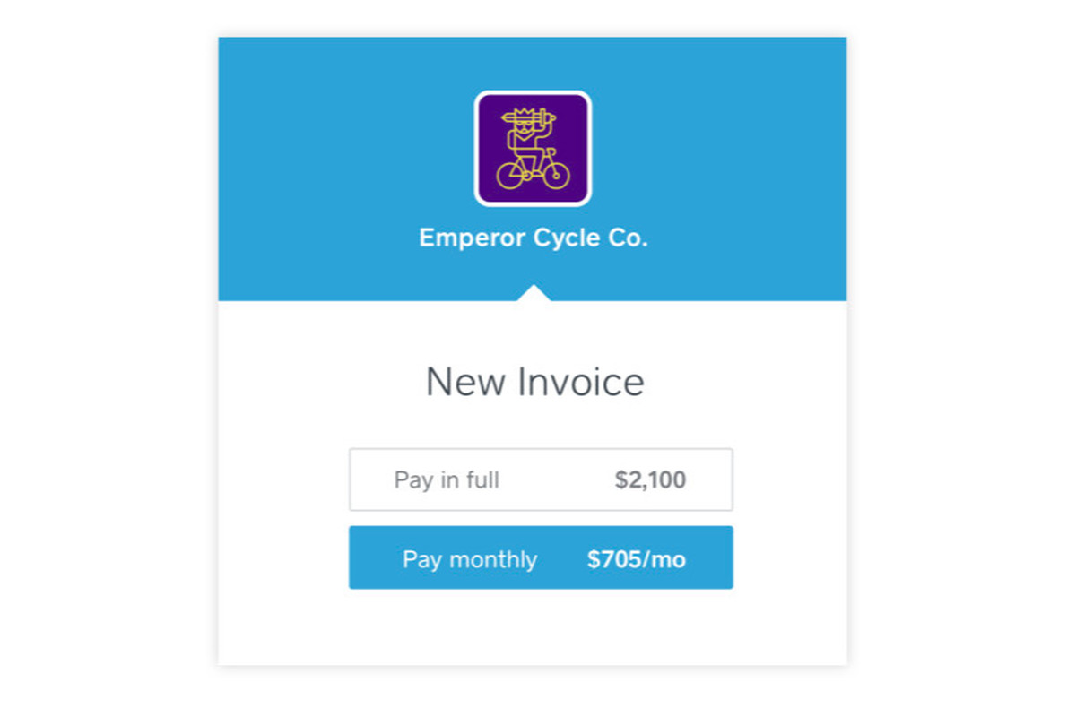 Square is now letting customers pay in monthly installments