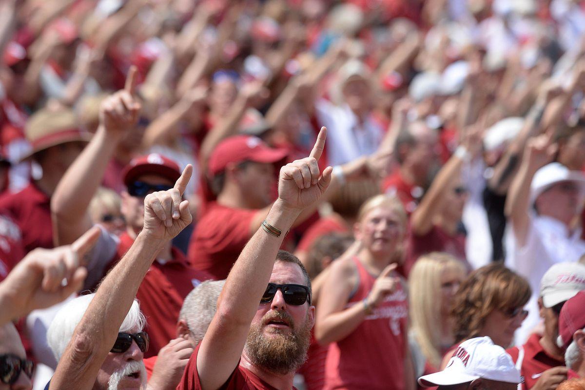 NCAA Football: Texas El Paso at Oklahoma