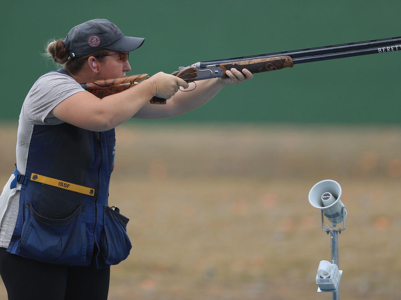 Olympic Shooting 2016 Kim Rhode Wins Bronze In Womens