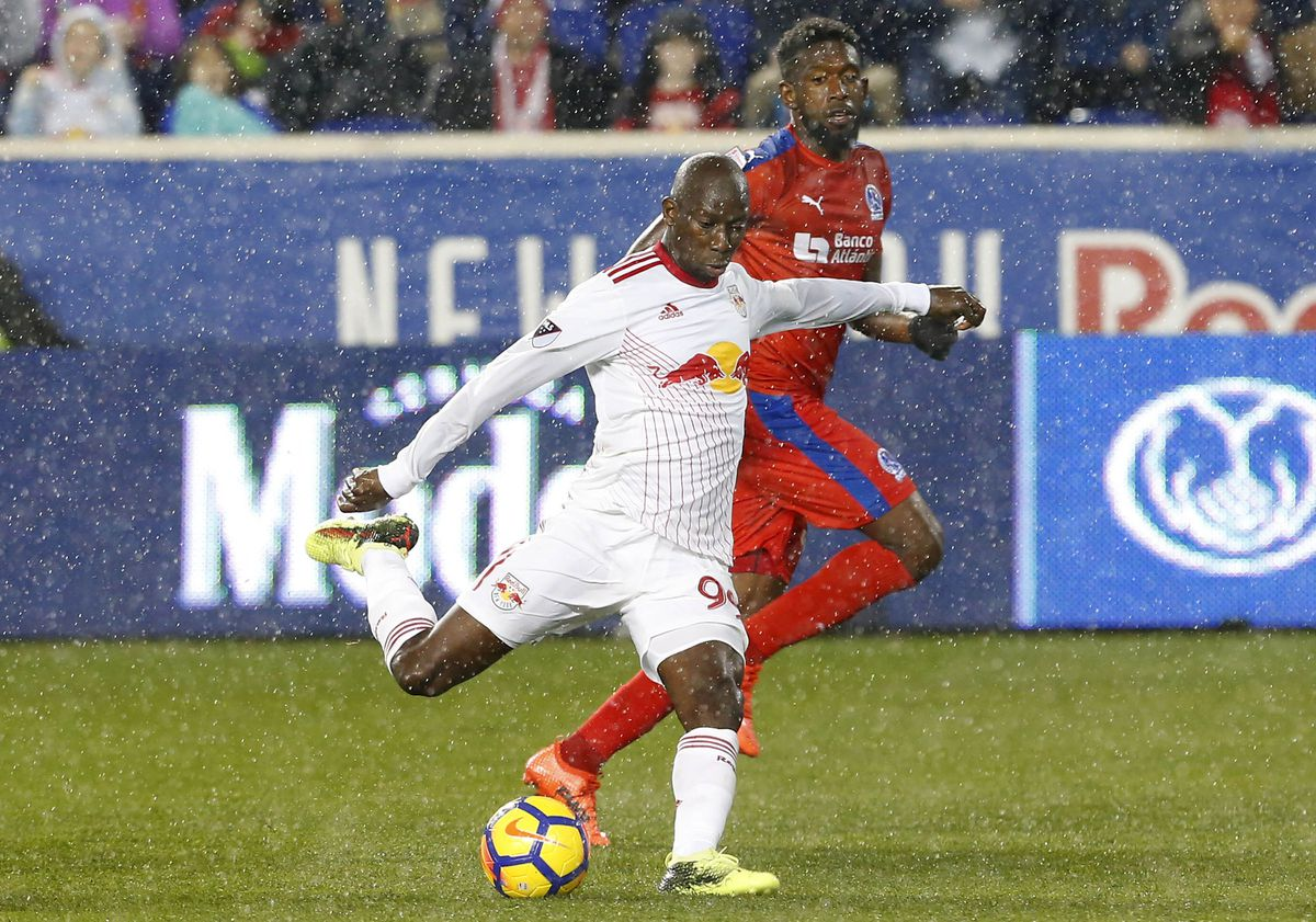 MLS: Concacaf Champions League-Olimpia at New York Red Bulls