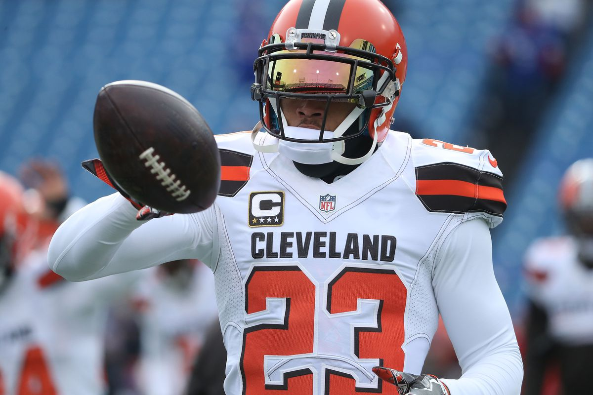 cheap for discount 42a7e 6c4d4 Joe Haden Is the Latest Casualty of the Browns' Youth ...