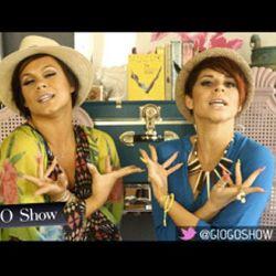 Screenshot of a GIOGO episode