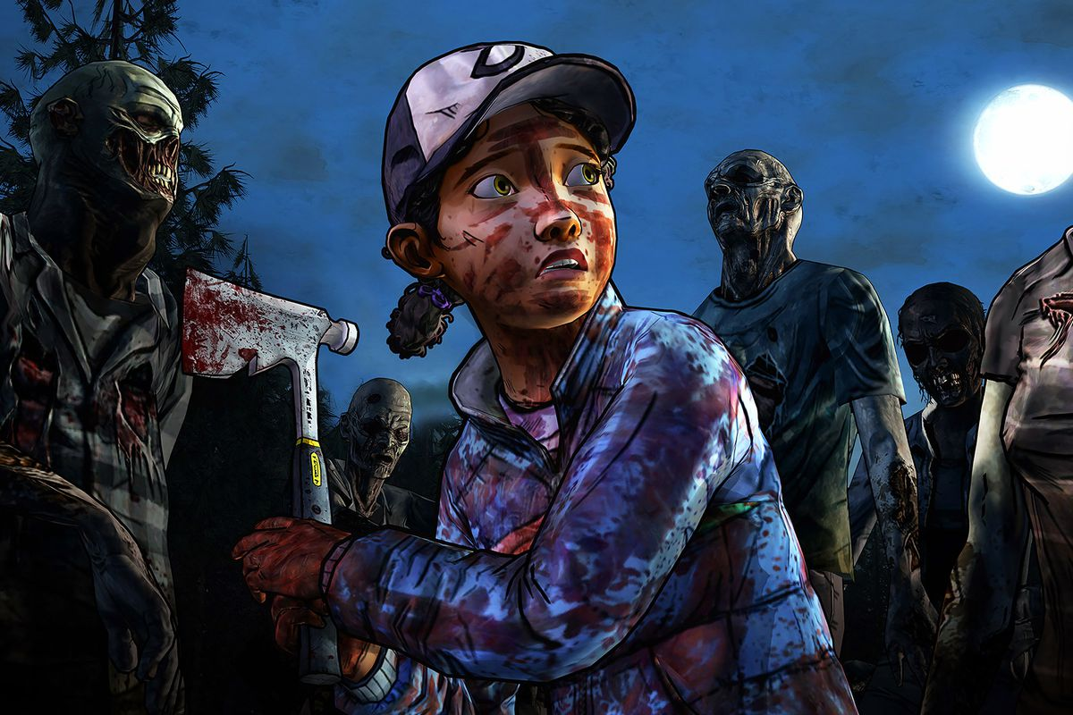 The Walking Dead: The Telltale Series Collection Announced