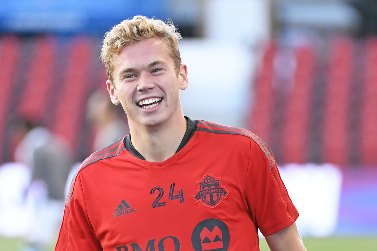 SOCCER: AUG 14 MLS - New England Revolution at Toronto FC
