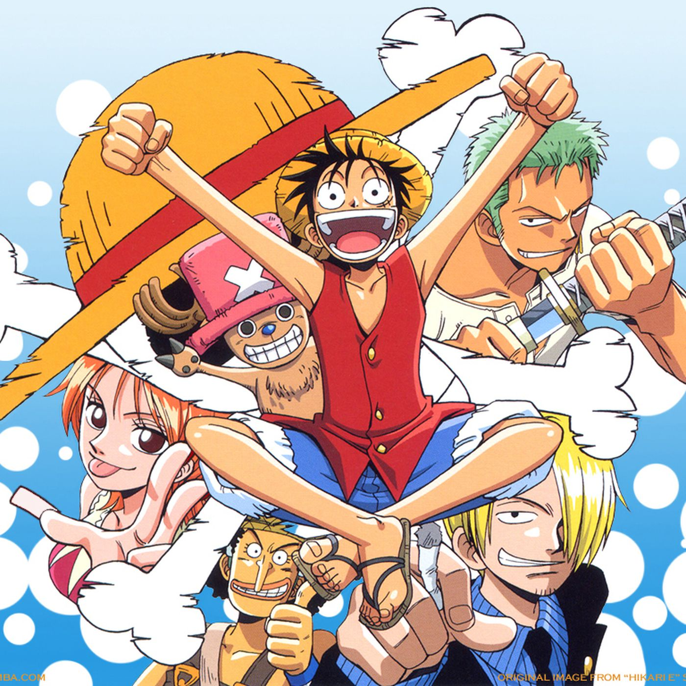 Netflix Is Turning The Comic One Piece Into A Live Action Tv Show Vox
