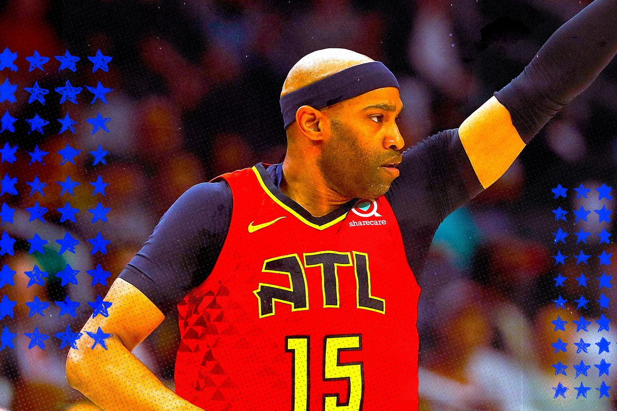 classic fit 1fc2e eed02 Vince Carter's career never stopped evolving - SBNation.com