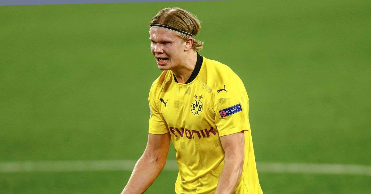 Laporta hints he could bring Erling Haaland to Barcelona - Barca Blaugranes