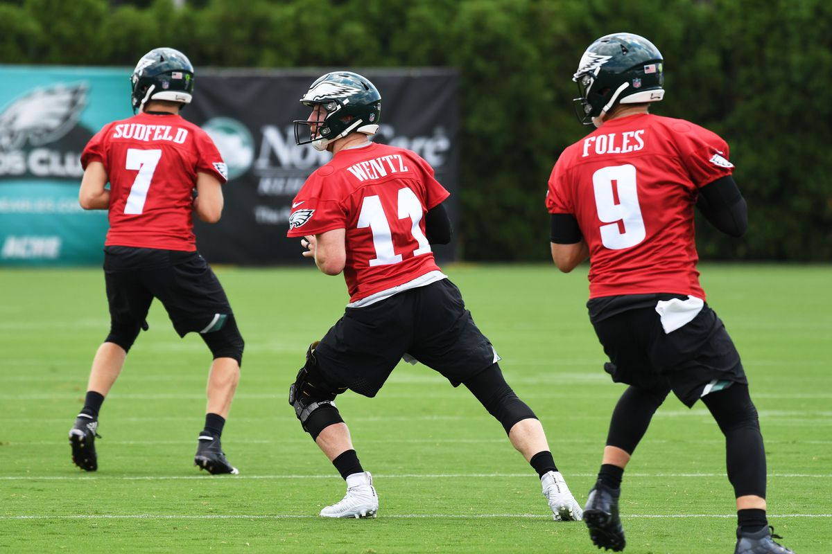 Image result for eagles training camp 2018