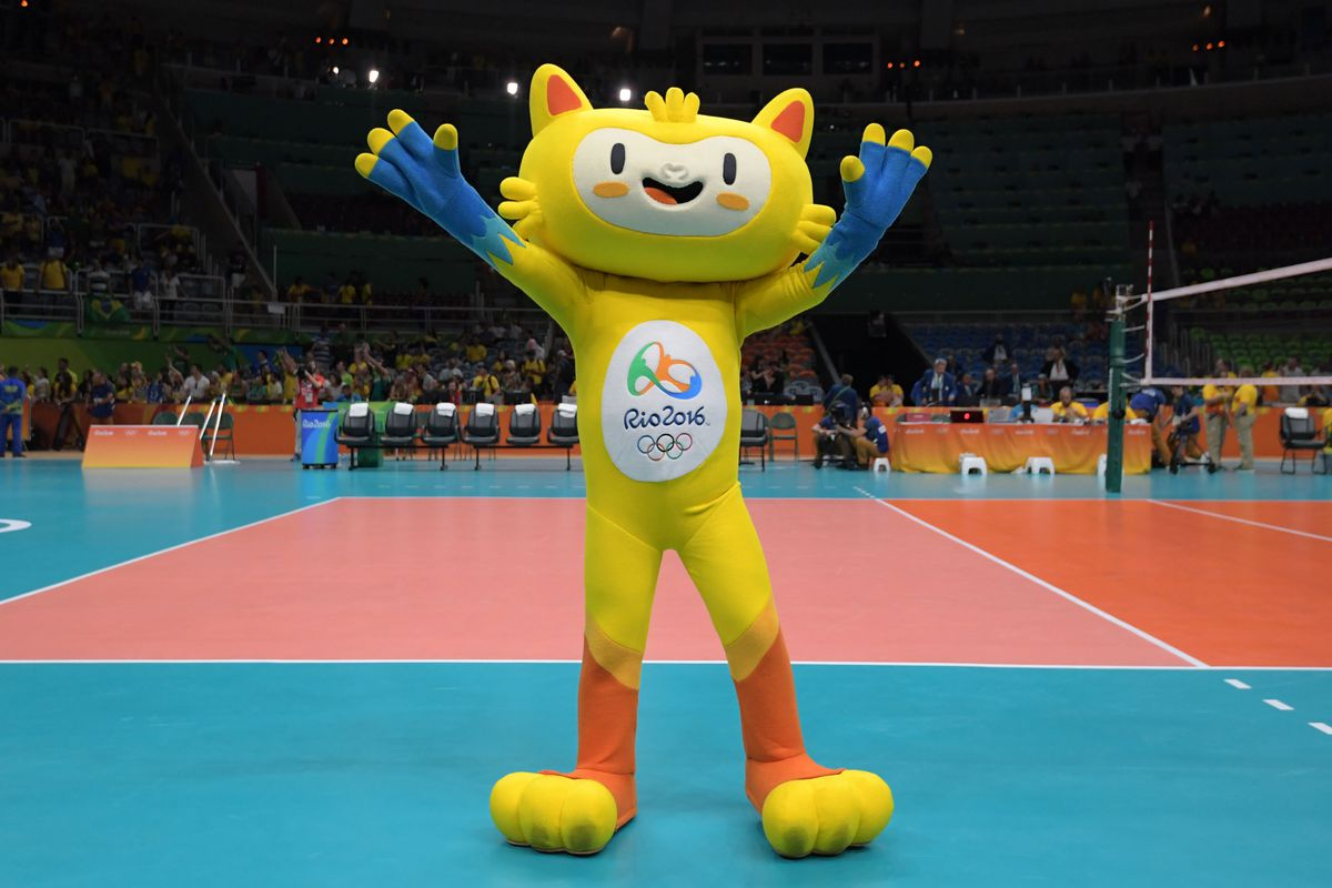Olympics: Volleyball-Women's Team-Preliminary Round Group B-United States (USA) vs Puerto Rico (PUR)