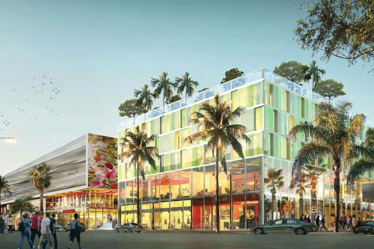 New Miami Beach Development By Lincoln Road Requests Design Changes