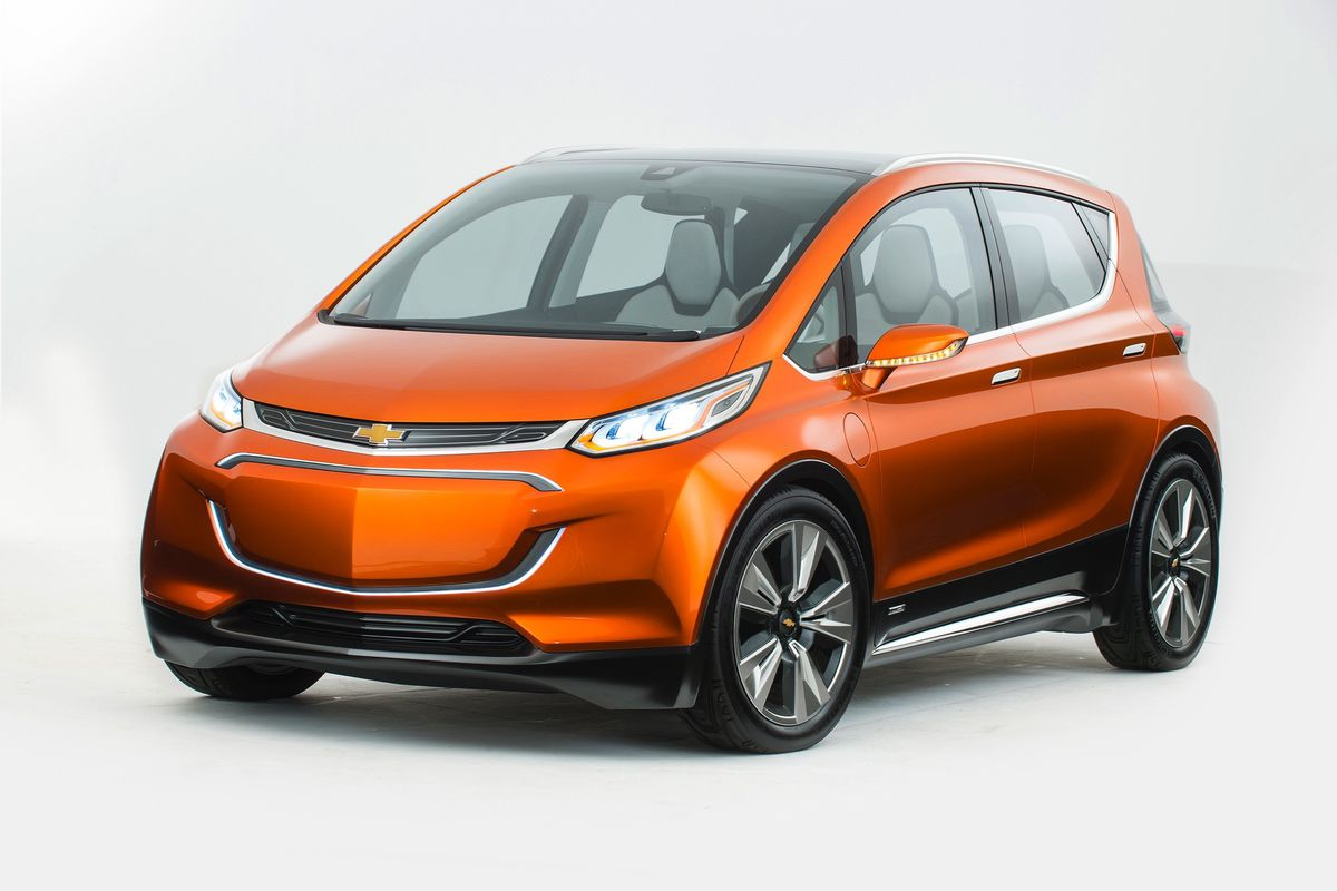 Today Gm Announced An Enormous Level Of Partnership On The Upcoming Chevy Bolt With Lg Saying That This Is First Time Integrated A Full Ev