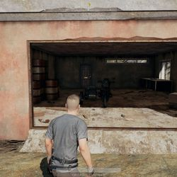 Garages have a high chance to spawn vehicles