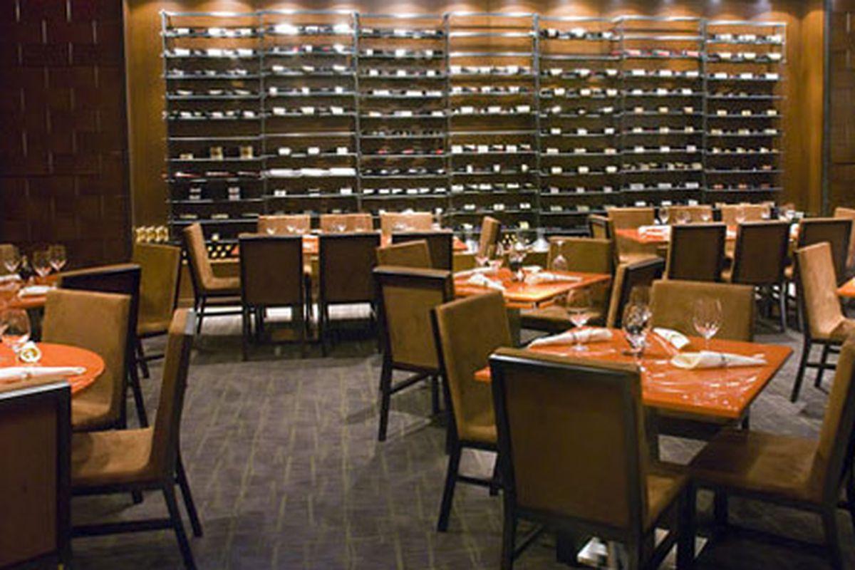 Steel Restaurant & Lounge.