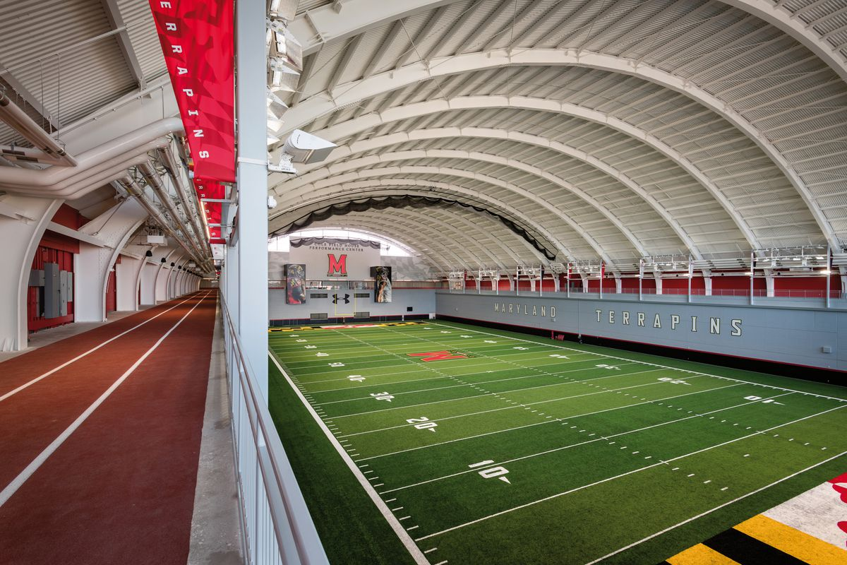 Maryland's Historic Cole Field House To Debut Treatment
