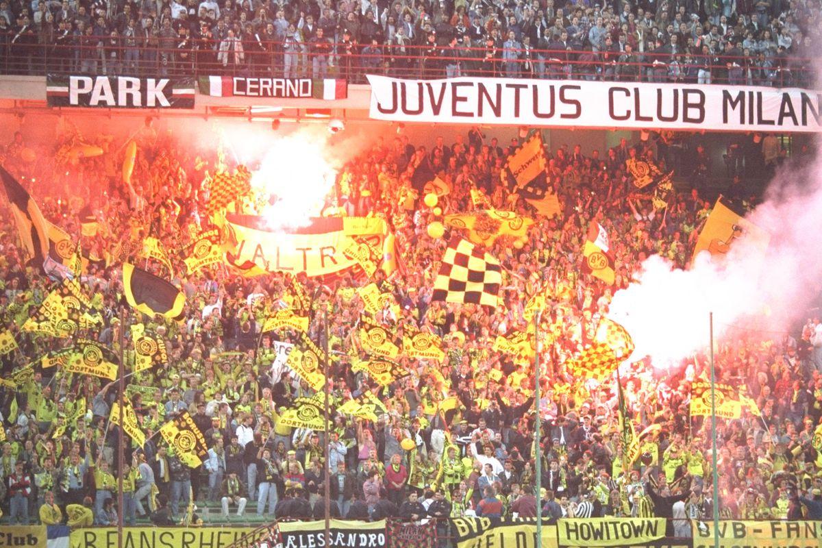 Juventus FC fans